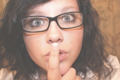 shhh image
