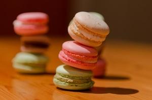 I am yet to master the macaron - photo by Sacha Zufferey at www.flickr.com/photos/sazufferey/6679690757