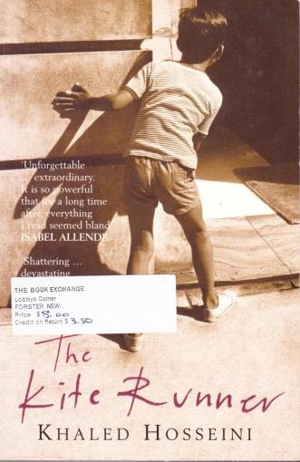 Kite Runner cover