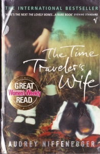 6. The Time Traveler's Wife - Audrey Niffenegger (100 book challenge)