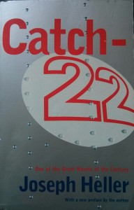 Am I the only person who didn't know Catch 22 was about war?