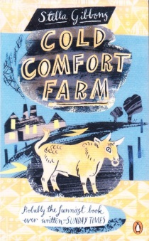 cold comfort farm cover